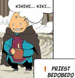 Priest Bedobedo