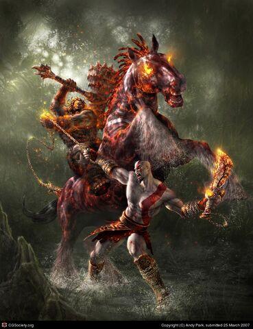 File:GOW 2 Kratos vs Barbarian King.jpg