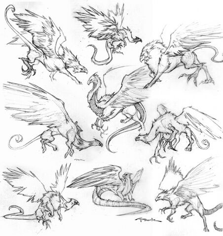 File:God of war iii conceptart griffins.jpg