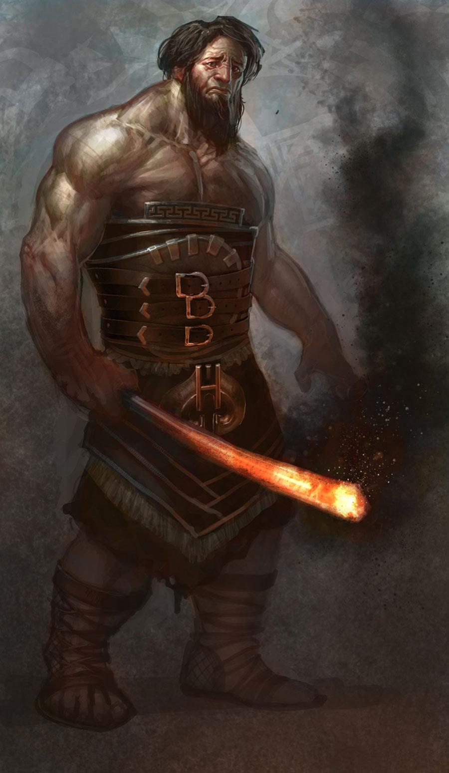 hades symbol of power