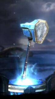 Hammer Of Odysseus