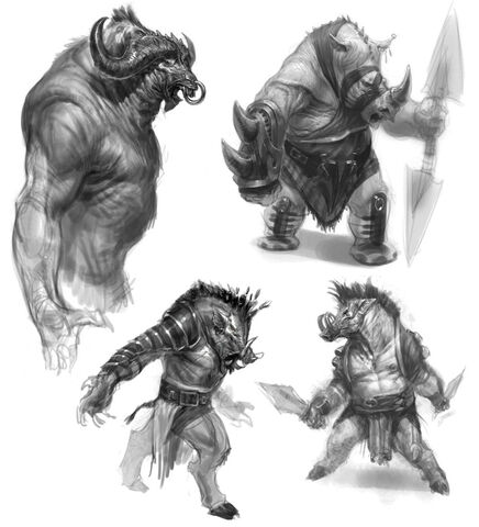 File:Rhinotaur and Boartaur concept art.jpg