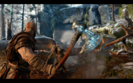 God of War (PS4) - New Weapon