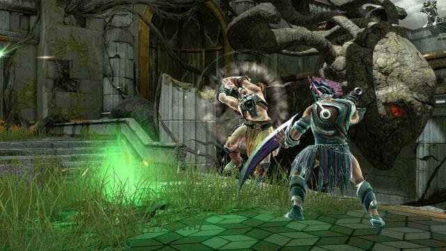 File:Chaos Armor VS Calisto Armor.jpg