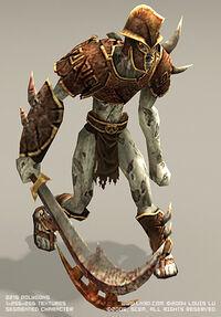 Cursed Legionnaire