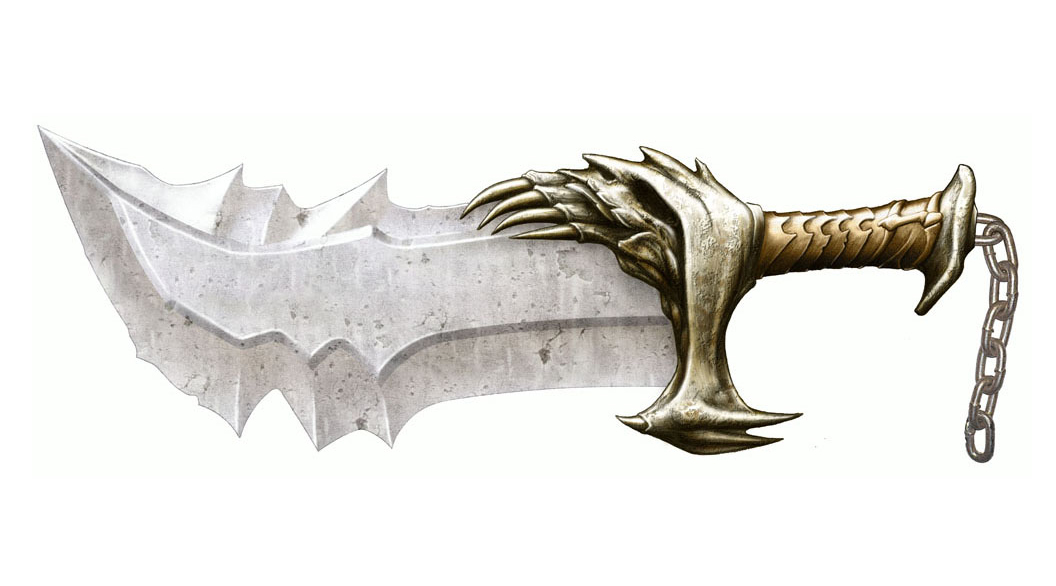 Espadas del Caos  God of War Wiki  FANDOM powered by Wikia