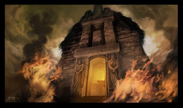 Temple of Athena | God...