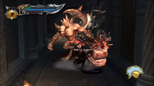 File:Kratos vs minotaur hammer grunt 10 - GoW.jpg