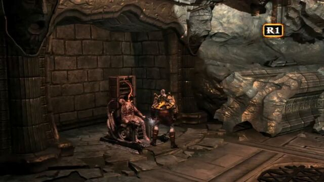 File:God of War 3 Pirithous and bow.jpg