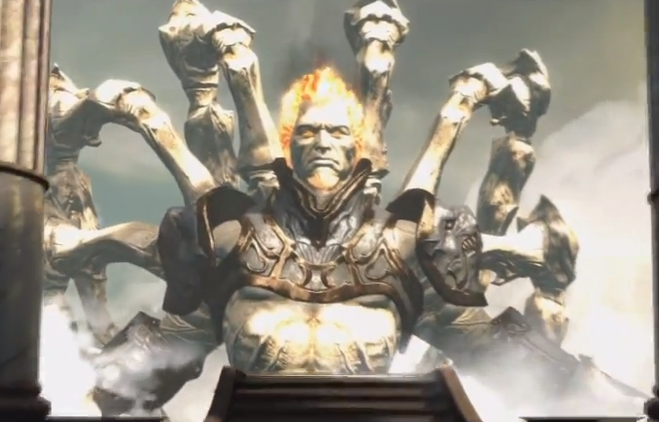 Statue of Ares | God of War Wiki | FANDOM powered by Wikia