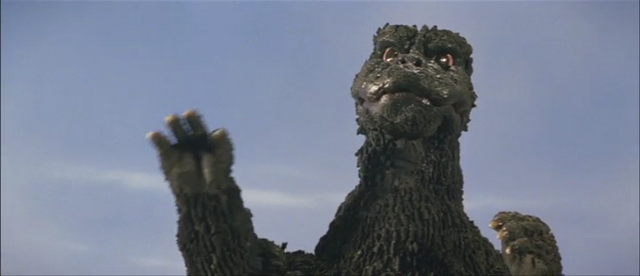 File:Godzilla says Hi to Jaguar!.png