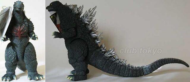 File:Bandai Japan 2003 Movie Monster Series - Godzilla 2003.jpg