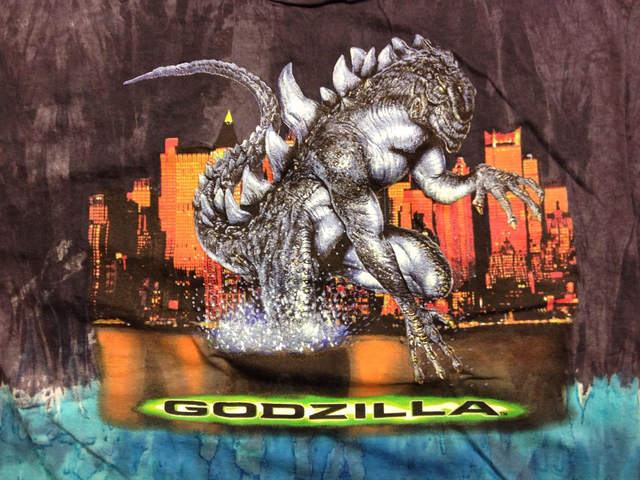 File:ZILLA 1998 T-Shirt with art that was reused for Zilla 2004 copyright icon.png