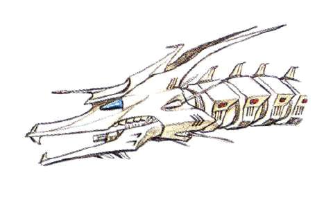 File:Concept Art - Godzilla vs. King Ghidorah - Mecha-King Ghidorah Head 5.png