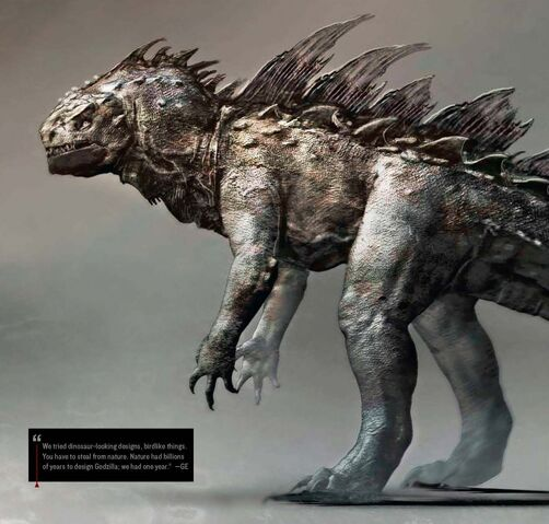 File:Concept Art - Godzilla 2014 - Godzilla 9.jpg
