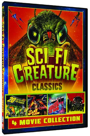 File:Godzilla Movie DVDs - SCI-FI CREATURE CLASSICS -Mill Creek-.jpg