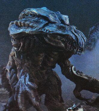 Orga in Godzilla 2000: Millennium (click to enlarge)