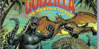 Godzilla on Monster Island (Children's Book)