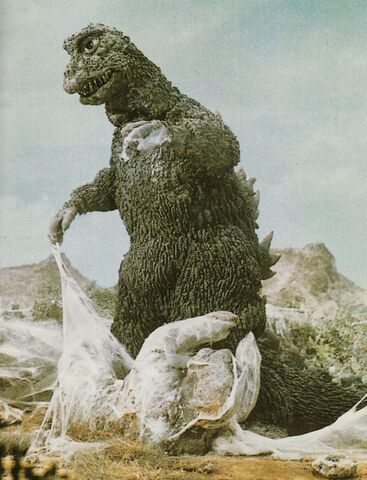 File:SOG - Godzilla and Minilla Before They Fight Kumonga.jpg