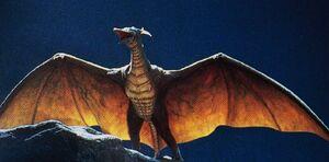 The HeiseiRado as it is seen in Godzilla vs. MechaGodzilla 2