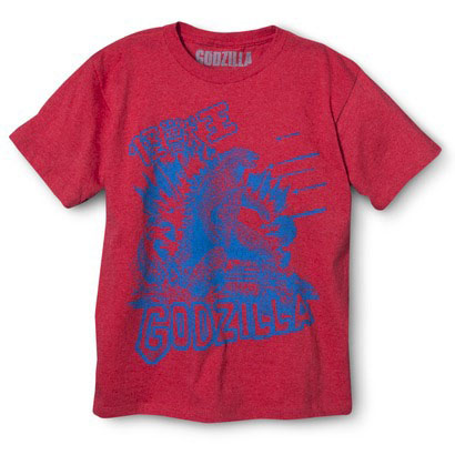 File:Godzilla 2014 Merchandise - Clothes - Red Boys Shirt.jpg