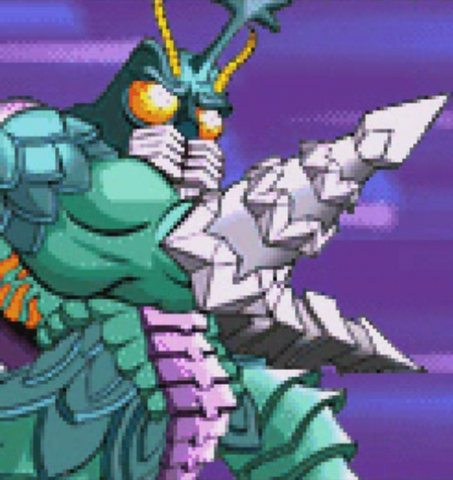 File:Gojira Kaiju Dairantou Advance - Battle Sprites - Megalon.png