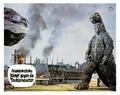 Godzilla vs. Hedorah Lobby Card Germany 6