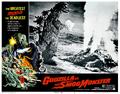 Godzilla vs. Hedorah Lobby Card United States 2
