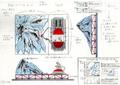 Concept Art - Godzilla Final Wars - G Confinement Center 1