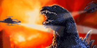 Godzilla: Monster Mayhem (Sidescroller Application)