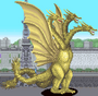 Godzilla Arcade Game - King Ghidora