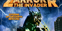 Zarkorr! The Invader