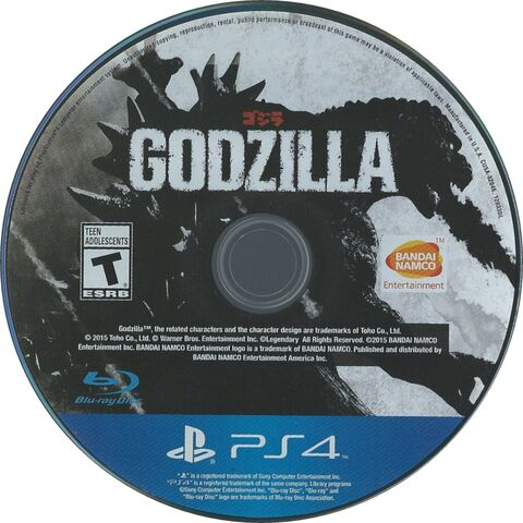 File:GODZILLA THE GAME PS4 Disc.jpg
