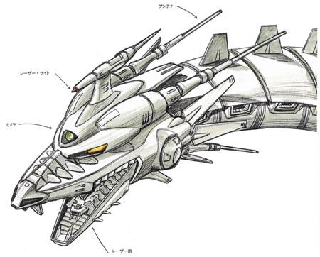 File:Concept Art - Godzilla vs. King Ghidorah - Mecha-King Ghidorah Head 1.png