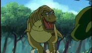 Tyrannosaurus Jason