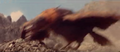 All Monsters Attack - Giant Condor flies in while in stock footage form 9-7