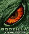 Godzilla Monster Mayhem 2D