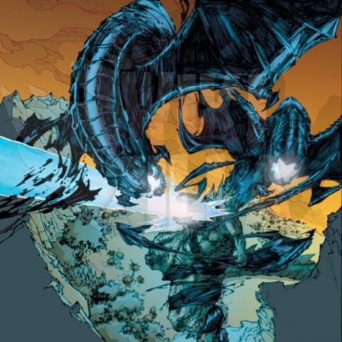 File:Godzilla Awakening - Godzilla vs. Both Shinomura.png