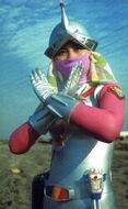 ZF - Zone Angel Prototype Suit
