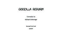 Godzilla Reborn