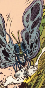 Lepirax as it is seen in Godzilla: King of the Monsters #5
