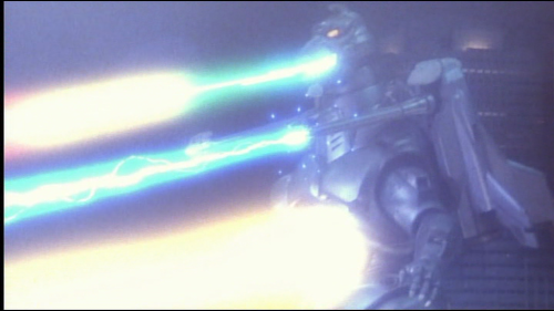 File:Super MechaGodzilla firing the Mega-Buster Ray, Garuda's cannons and Plasma Grenaded.png