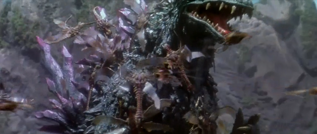 File:Godzilla vs. Megaguirus - Godzilla keeps getting swarmed.png