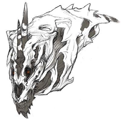 File:Concept Art - Godzilla Final Wars - Monster X Head 1.png