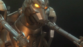 Super MechaGodzilla closeup