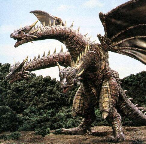 Datei:Cretaceous King Ghidorah.jpg