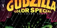 Godzilla Color Special