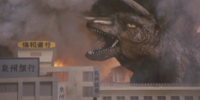 File:Gamera - 5 - vs Jiger - 25 - Jiger is still attacking some city.png