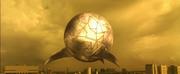 Godzilla Final Wars - 3-3 Xilien UFO