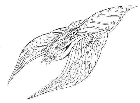 File:Concept Art - Rebirth of Mothra 2 - Aqua Mothra 7.png